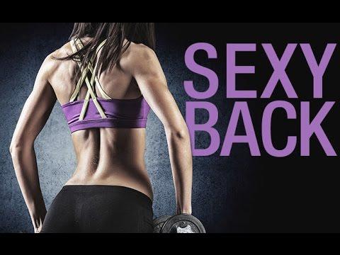Sexy back of ladies