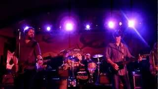 Drive-By Truckers-Angels & Fuselage-HD-Greenfield Lake Amphitheater-4/20/12