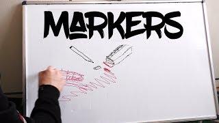 """Маркеры для белой магнитной доски из Китая. """"Whiteboard Marker"""""""