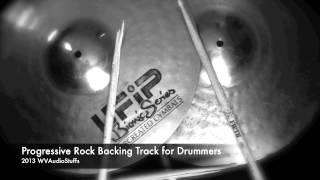 Prog Rock Backing Track For Drummers