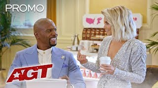 Dunkin' Design A Cup Challenge - America's Got Talent 2019 (Promo)