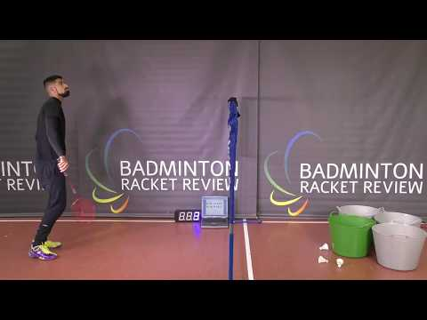 Kawasaki War Wolf Badminton Racket Review