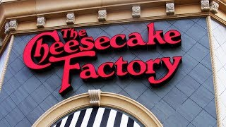 Top 10 Untold Truths of Cheesecake Factory!!!