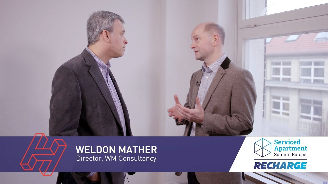 SAS RECHARGE 2019 interviews: Weldon Mather, WM Consultancy