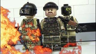 🔥🔥🔥 ШЕДЕВР! LEGO оружие и фигурки СПЕЦНАЗ РФ