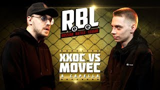 RBL: ХХОС VS MOVEC (MAIN EVENT, RUSSIAN BATTLE LEAGUE)