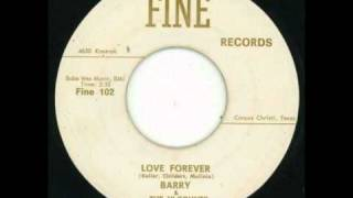 Barry and the Vi-Counts - Love Forever
