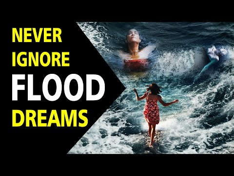 What does Flood Dreams meaning | dream interpretation |