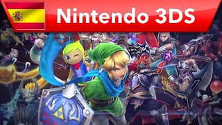 Minisatura de vídeo nº 1 de  Hyrule Warriors Legends