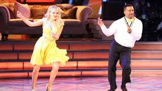 Top 5 Most Viewed DWTS Dances