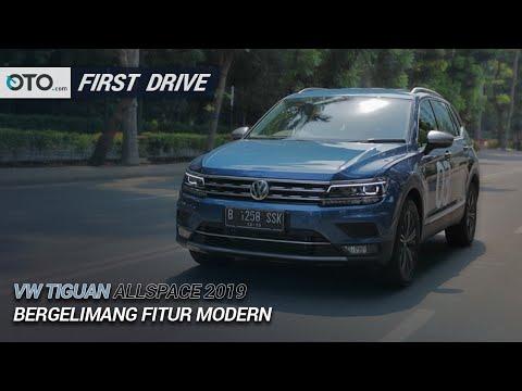 VW Tiguan Allspace 2019 | First Drive | Bergelimang fitur modern | OTO.com
