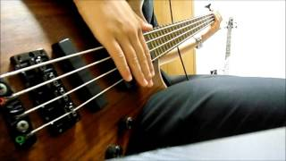 Korn - twist (Bass Cover)
