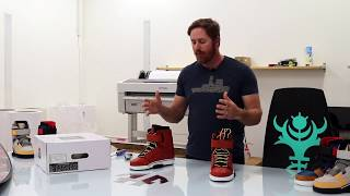 #3 Boat Wakeboard Begginer – Setting up wakeboard bindings