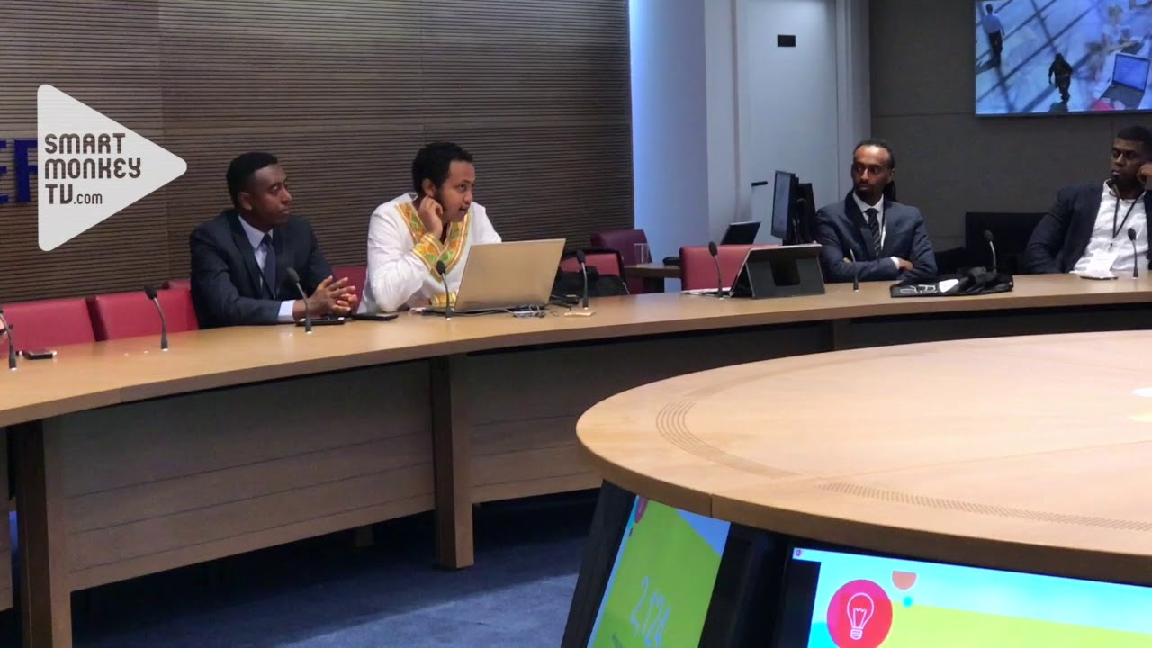 Hruy Tsegaye, iCog Labs on creating Africa's 1st robot: a child speaking Amharic to tell stories