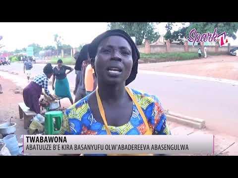 Ba ddeereva b'ebimotoka ebinene batwaliddwa e Mukono ggyebaba bawumulira