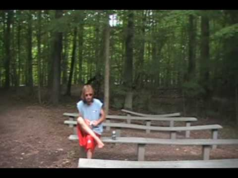 Re: Chapel in the Woods (Findley State Park)