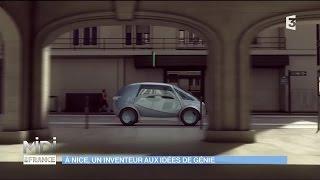 MADE IN FRANCE : À Nice, un inventeur aux idées de génie