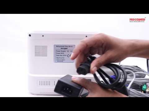 Multipara Monitor (Aqua 8)