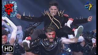 Raju Performance | Dhee 10 |  11th July 2018 | ETV Telugu