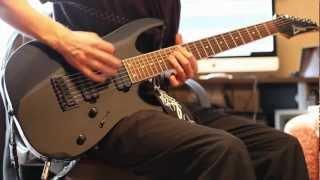 Korn   Falling Away From Me (guitar Cover)