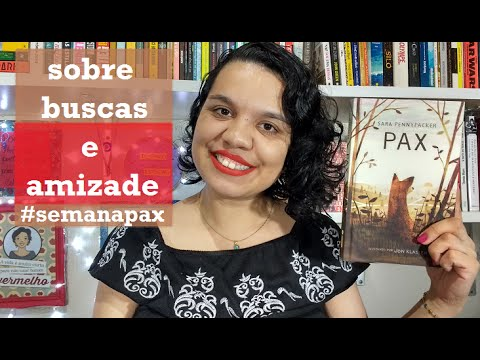 PAX (SARA PENNYPACKER)   Despindo Estórias