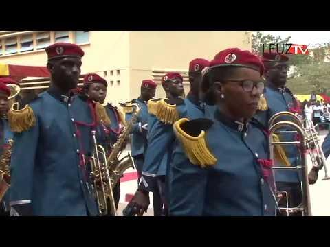Cérémonie de sortie de la 44ème promotion de l'école nationale de police