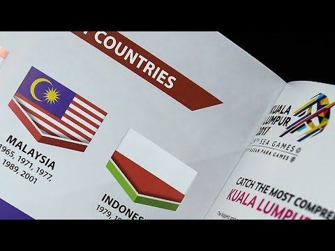 Malaysia Apologizes To Indonesia For Upside Down Flag