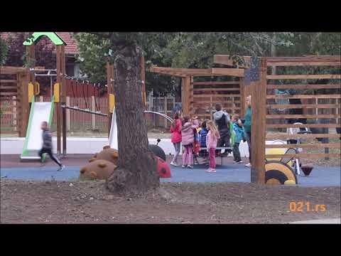 Novi Sad: novi park između Novog naselja i Detelinare