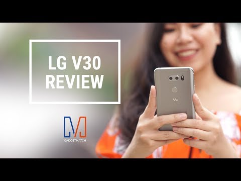 LG V30 Review: Can it replace your vlogging camera?