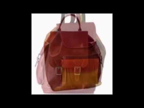 Collezione zaini in pelle by Leather Vip