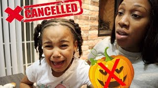 Halloween Is Cancelled Prank On Kids!