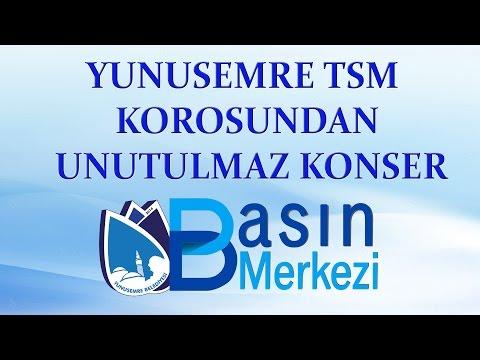 Yunusemre Türk Sanat Müziği Korosu\'ndan Unutulmaz Konser
