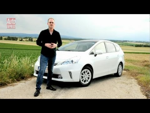Toyota Prius+ review - Auto Express