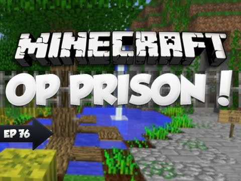 Minecraft OP Prison | Plot Mine | Episode 76