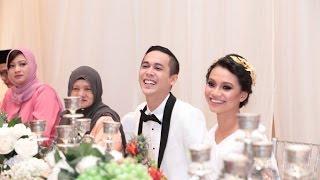 Resepsi Perkahwinan Sam Bunkface & Aida