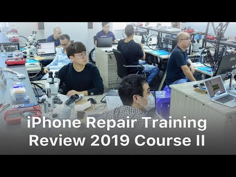 REWA iPhone Repair Training Course Review - 2019 Course II ...