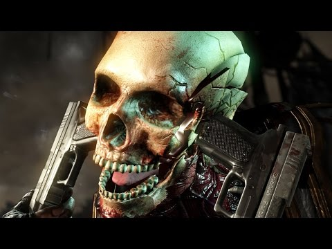 Mortal Kombat X: All Fatalities X-Rays Faction Kills and Brutalities in 1080p 60fps