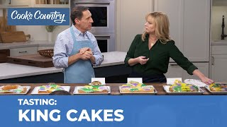 Our Taste Test of Mail Order King Cakes