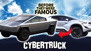 CyberTruck | Before They Were Famous | Elon Musk's Tesla Reveal