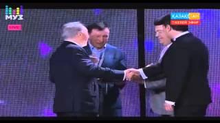 Нурсултан Назарбаев - НОМИНАЦИЯ «ЗА ВКЛАД В ЖИЗНЬ»   «Премия Муз-ТВ-2015.Гравитация
