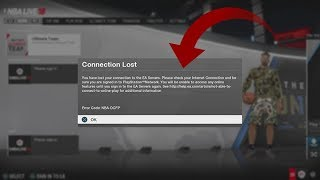 NBA LIVE 18 @eadougie @EASPORTSNBA This Has Been An On Going Problem , Please Fix! The servers R bad