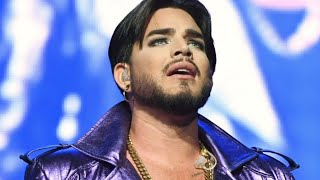 Adam Lamberts Stunning New Look Is Turning Heads