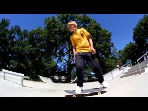 Summer at Maplewood Skatepark