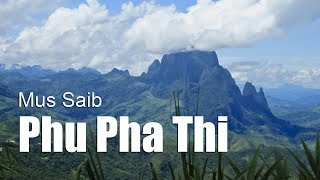 SUAB HMONG SPECIAL REPORT: Visit Phu Pha Thi in northern Laos on 11/21/2017
