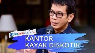 Iri dengan Basuki Hadimuljono, Wishnutama: Kantor Kementerian PUPR Asri Kantorku Kayak Diskotik