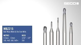 Mold & Die End Mill Expansion Introduction