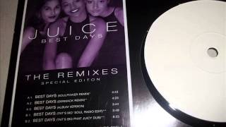 RTQ Juice - Best days (Soulpower remix) RTQ