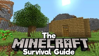 The Minecraft Survival Guide ▫ Surviving Your First Night! (1.13 Lets Play / Tutorial) [Part 1]