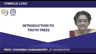 Introduction to Truth Trees