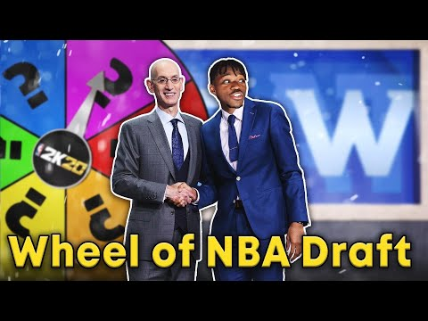 SPIN THE WHEEL OF DRAFT PICKS REBUILDING CHALLENGE IN NBA 2K20